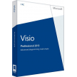 Microsoft Visio Professional 2013 (English, электронная лицензия)