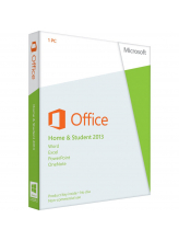 Microsoft Office Home and Student 2013 (English коробочная версия на DVD)