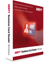 ABBYY Business Card Reader 2.0 for Windows (электронная лицензия)