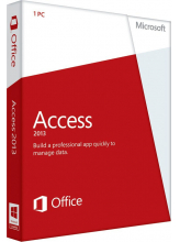 Microsoft Office Access 2013 (English, электронная лицензия)